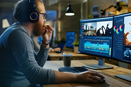 Video Editors Bay Area at Penrose Productions - Commercial Video Production Company